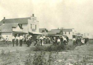 Delavan, Kansas 1920s.