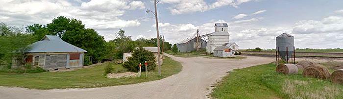Latimer, Kansas courtesy Google Maps.