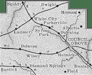 Morris County, 1899.