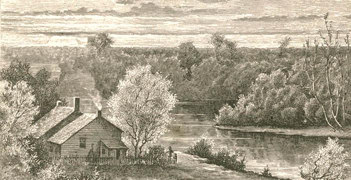 Neosho Valley, Kansas