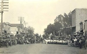 White City, Kansas Celebration