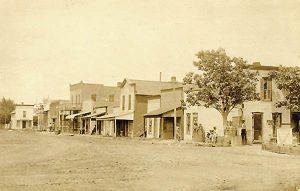 Vintage Wilsey, Kansas.