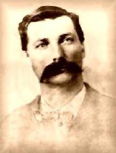 Oklahoma outlaw Bill Doolin.