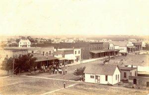 Claflin, Kansas 1912