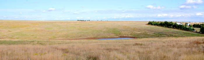 Ford County, Kansas west of Dodge City by Kathy Weiser-Alexander.