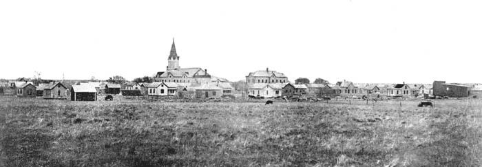 Munjor, Kansas, 1890s