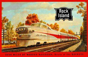 Rock Island Steamliner