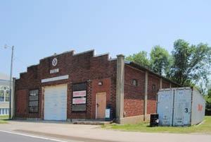 Stull, Kansas business building by Kathy Weiser-Alexander
