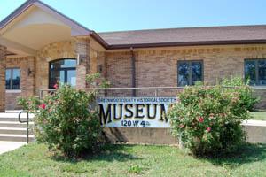 Eureka, Kansas Museum by Kathy Weiser-Alexander.