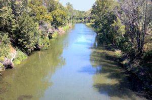 Fall River in Kansas