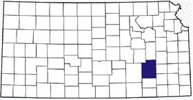 Greenwood County, Kansas