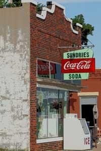 Hamilton, Kansas Sundries by Kathy Weiser-Alexander.