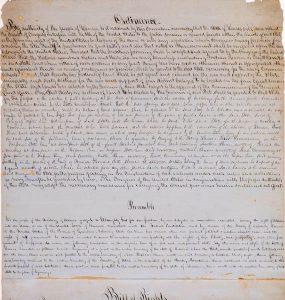 Leavenworth Constitution