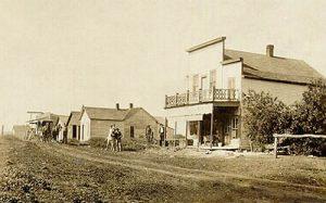 Vintage Reece, Kansas.
