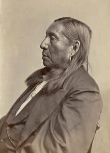 Arapaho Chief Little Raven