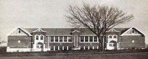 The Elk City Highschool was built in 1929.