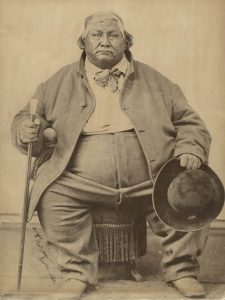 Chief Abram Burnett