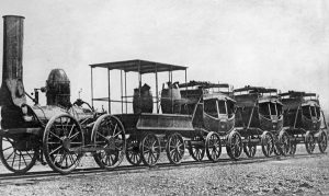Early American Railroad