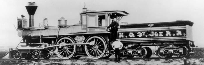 Hannibal & St. Joseph Railroad