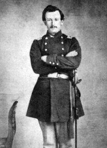 John A. Martin in the Civil War.