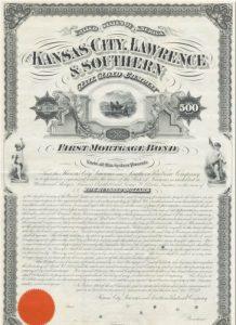 Kansas City, Lawrence & Southern Kansas Railroad