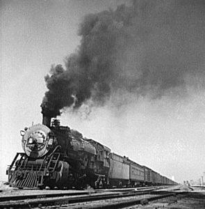 Kansas Freight Train