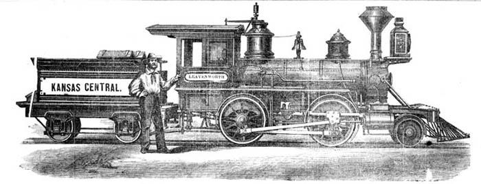 Kansas Central Railway