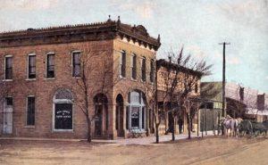 La Crosse, Kansas, 1916.