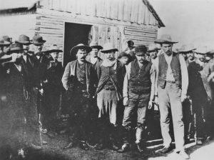 Medicine Lodge, Kansas Bank Robbers