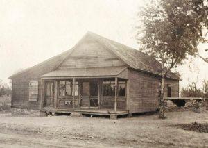 General Store in Mackie Mining Camp, Cherokee County, Kansas.