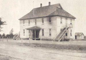 Roseland, Kansas School.