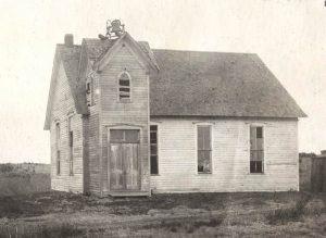 Skidmore, Kansas Baptist Church.