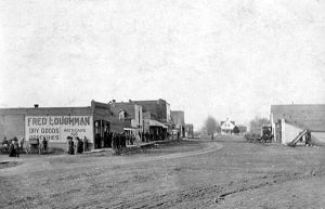 Blue Mound, Kansas, 1912.