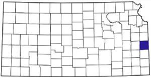 Linn County Map