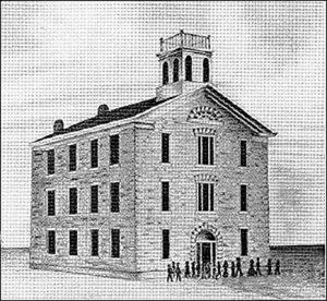 Bluemont College in Manhattan, Kansas.