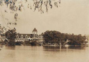 Eureka Lake Resort, Manhattan, Kansas 1903.