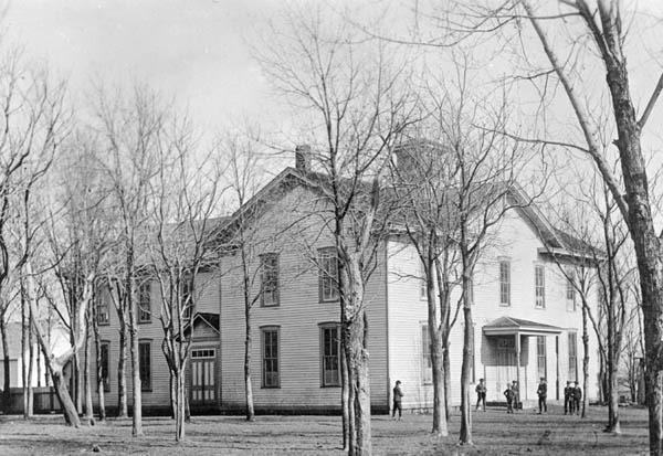 Toronto, Kansas School, 1911.