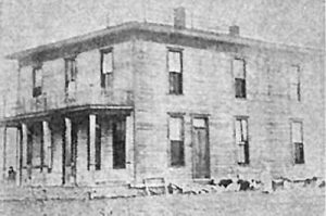 Chetolah, Kansas Hotel