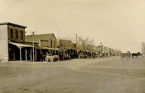 Vintage McCracken, Kansas.