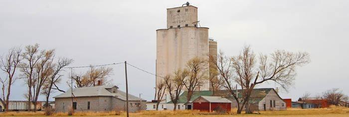 Nekoma, Kansas by Kathy Weiser-Alexander.