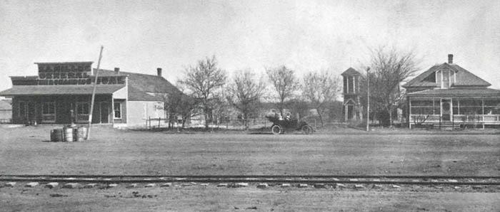 Vintage Nekoma, Kansas.