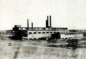 Cement Plant at Yocemento, Kansas.