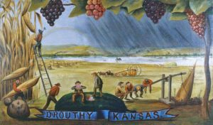 Drouthy Kansas
