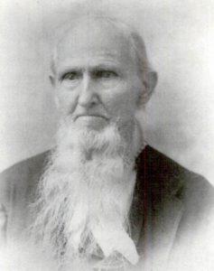 Israel B. Donalson, U.S. Marshall in Kansas Territory.