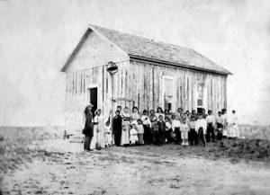 Baptist Mission at Ottawa, Kansas.