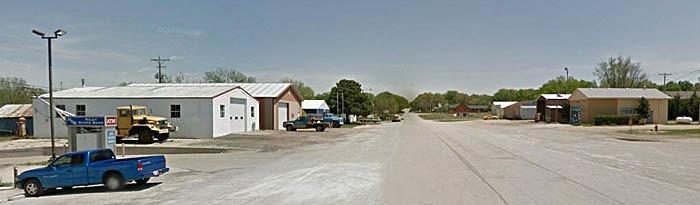 Randolph, Kansas courtesy Google Maps.