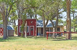 Russell Springs, Kansas Buildings by Kathy Weiser-Alexander.
