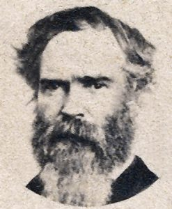 Samuel D. Lecompte, first Chief Justice of Kansas Territory.