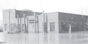 St. Francis Power Plant flooding, 1935.