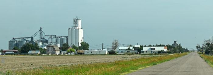 Wheeler, Kansas View